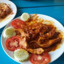 Burmese pork